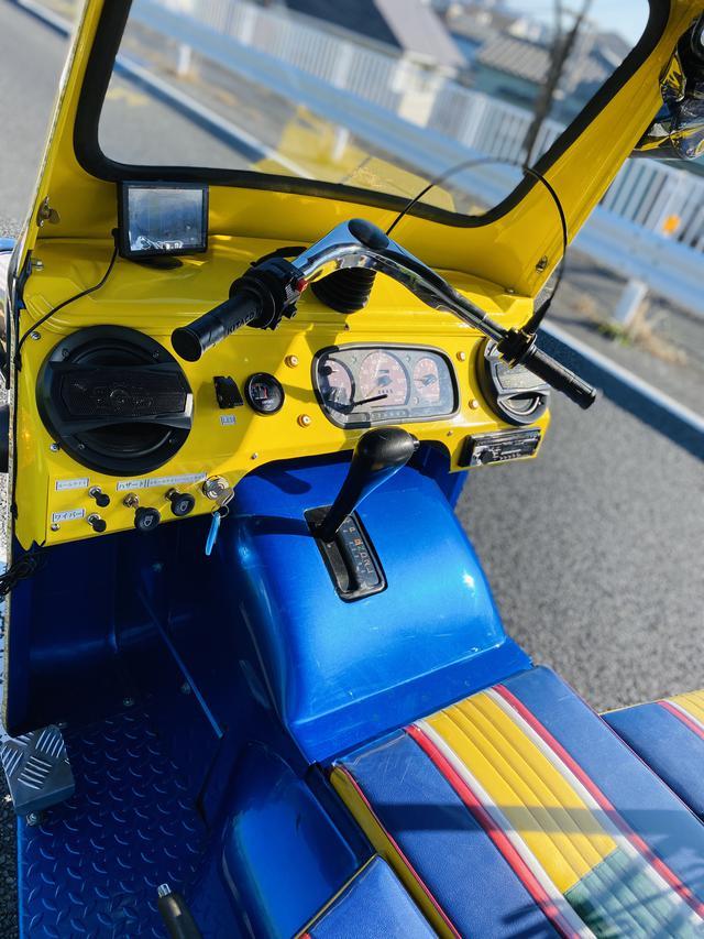 画像2: タイで人気の「トゥクトゥク」が日本でも乗れるって本当?!