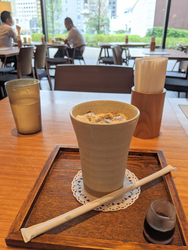 画像3: 築地本願寺のカフェ