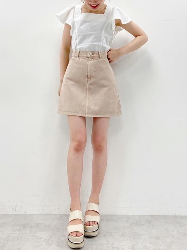 画像4: 韓国女子の秘訣は美脚!ミニスカートを使った美脚おすすめコーデ4選