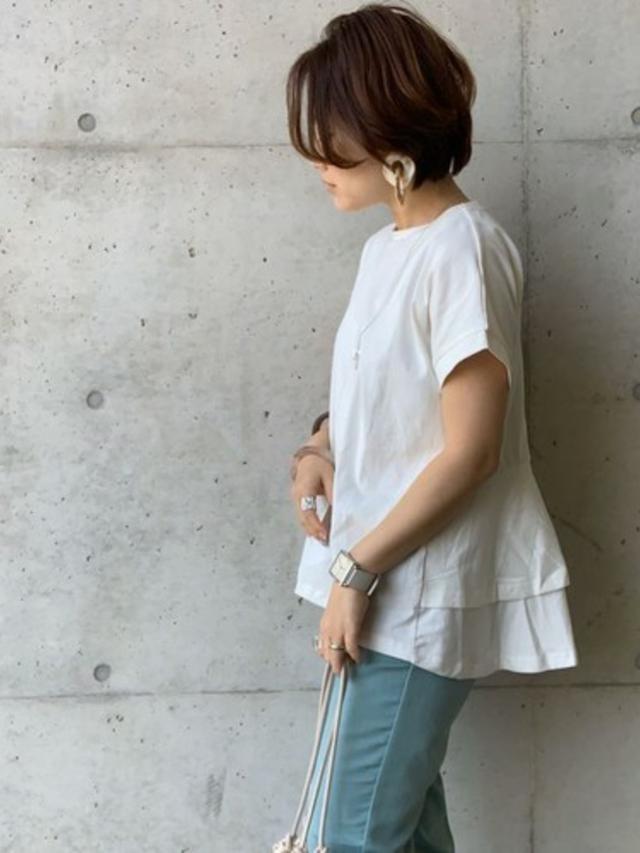 画像: 【Pierrot】Tシャツ1790円(税込)