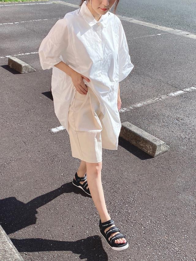 画像2: オシャレさんは履いてる!【ハーフパンツ】垢抜けコーデ4選