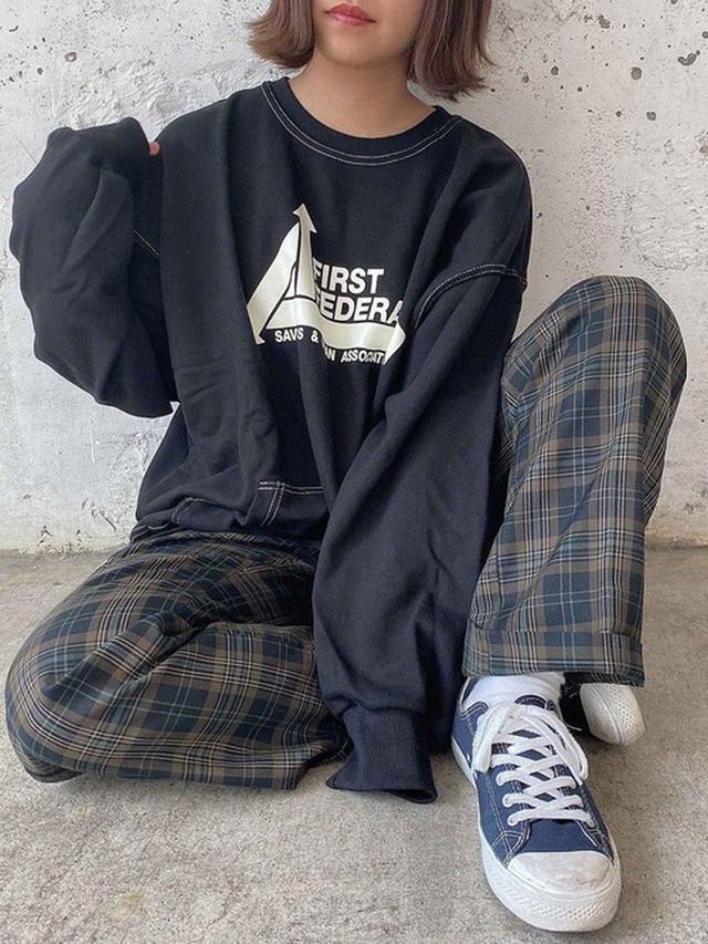 画像: 【Noa】スウェット平均価格2万円~【古着】パンツ【無印良品】スニーカー2990円(税込)