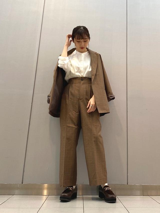 画像: 【niko and…】ハンサムトラッドチェックジャケット 7,590円