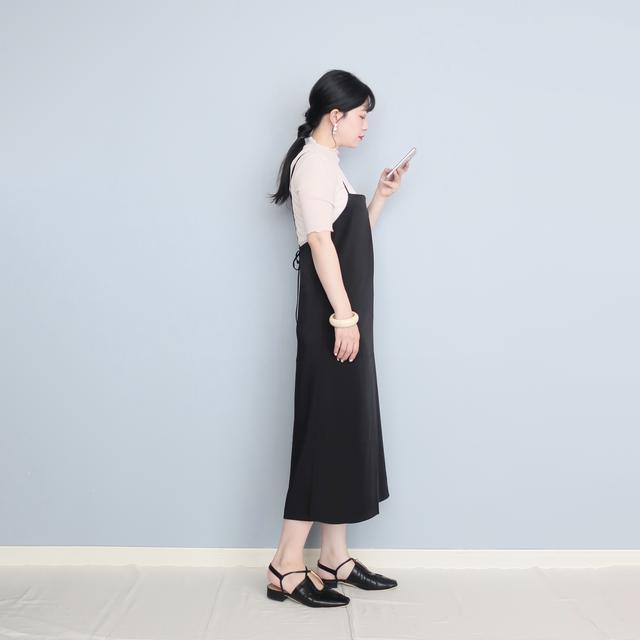 画像2: socollaのサロペットスカート