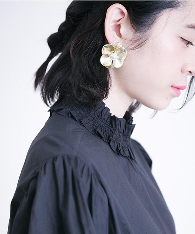 画像: 【merlot plus】ピアス1,970円(税込)