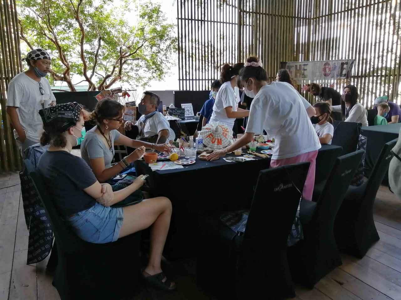 画像8: ナチュラル好きなバンコキアンが集まるグリーンイベント