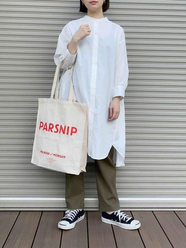 画像: 【しまむら】ワンピース 【CONVERSE】スニーカー6600円(税込)