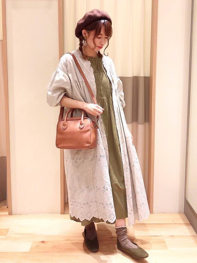 画像: 【SamansaMos2】ベレー帽 3,289円(税抜き)