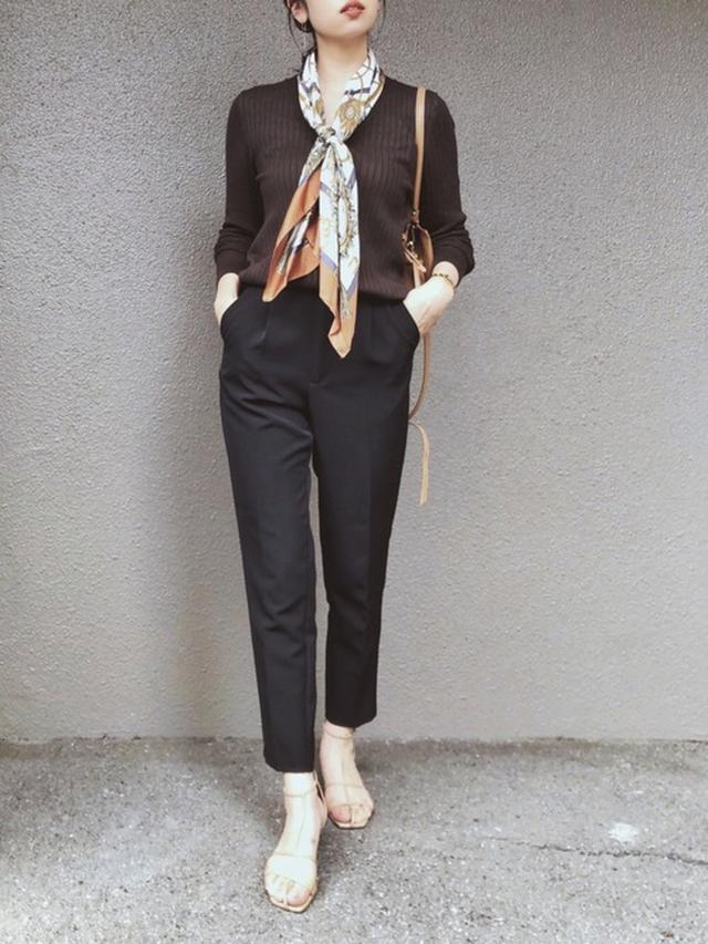 画像: 【INED】スカーフ