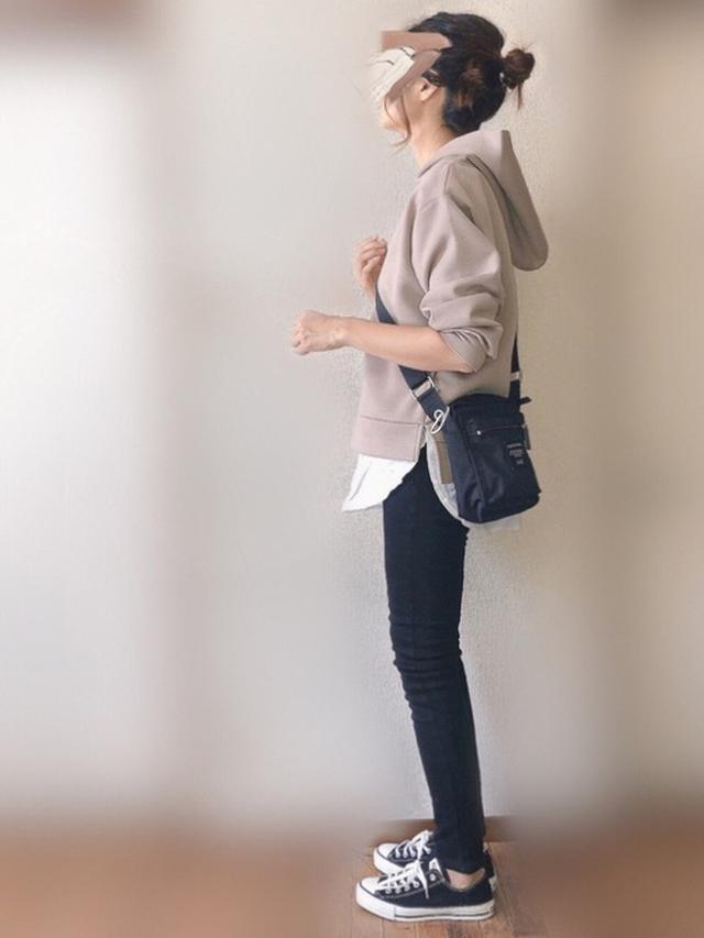 画像: 【Ambre Neige】パウダリーパーカー4,290円(税込)【marimekko】CASH&CARRY 13,200円(税込)