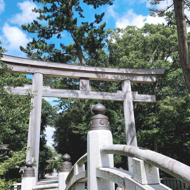 画像1: 片思いも両思いも♡茅ヶ崎の良縁パワースポット【寒川神社】【サザンC】