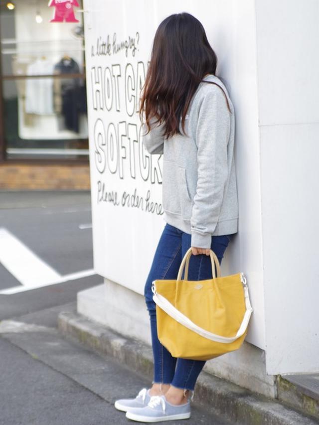 画像: 【ROOTOTE】デリ キャンバスハッスイ4,620円(税込)