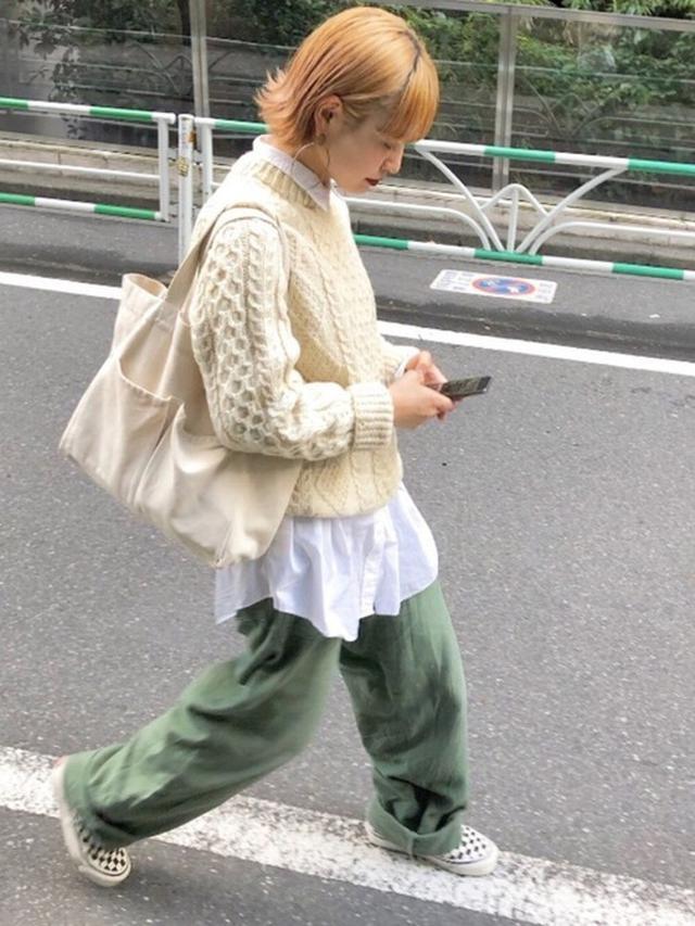 画像: 【ユニクロ】ロングシャツ¥2,189(税込)