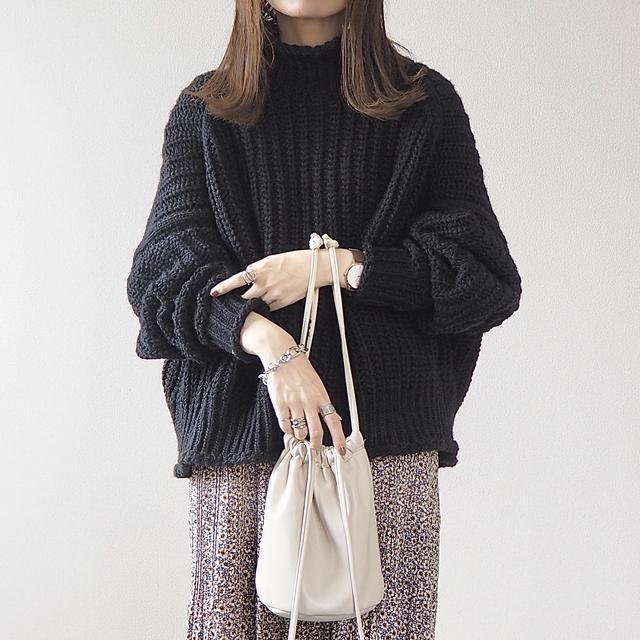 画像6: 【H&M】毎年大人気のリブニットセーター!今年はこのカラーを追加購入♩