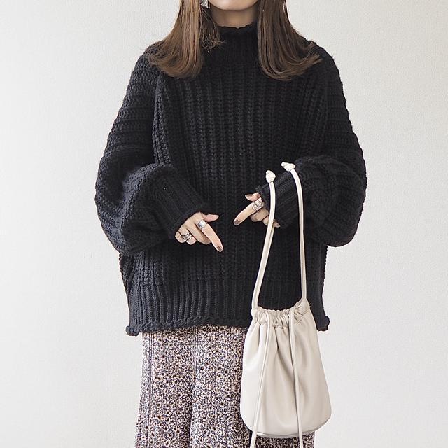 画像3: 【H&M】毎年大人気のリブニットセーター!今年はこのカラーを追加購入♩