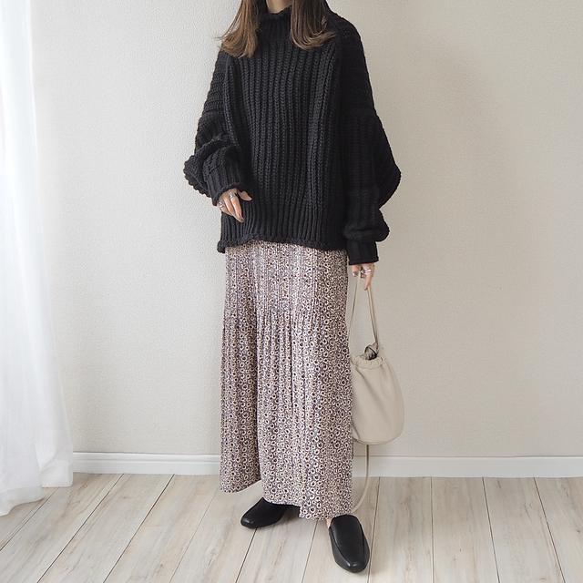 画像5: 【H&M】毎年大人気のリブニットセーター!今年はこのカラーを追加購入♩