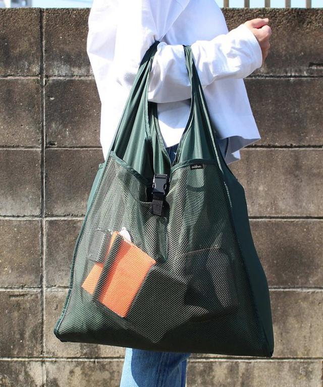 画像: 【Nahe】エコバッグ ¥1,100(税込)