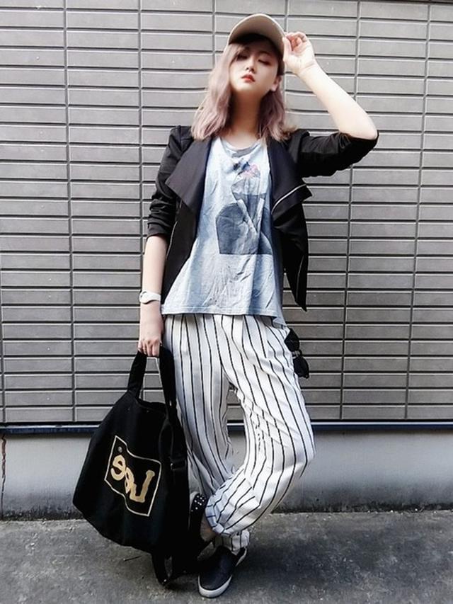 画像1: 【ZARA】ライダースジャケット