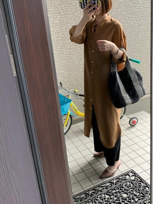 画像: 【Discoat】ワンピース¥3,960(税込)【AmiAmi】シューズ¥2,740(税込)