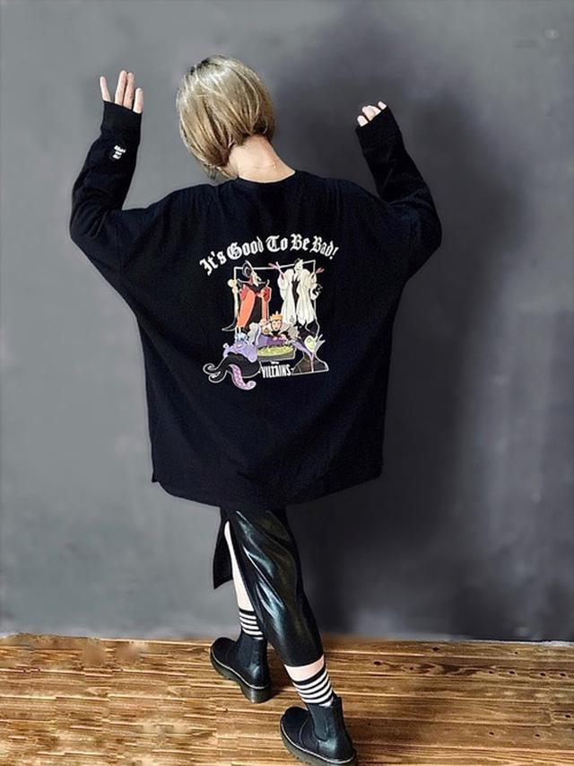 画像: 【FIG&VIPER】スーパーBIGロンT 6,490円 【KOH.style】カラーヴィーガンレザータイトスカート 9,790円
