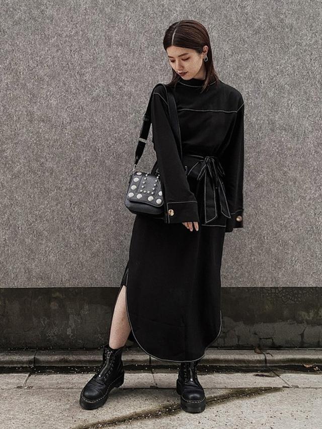 画像: 【SLY】 THROW REVERSE SH シャツドレス 13,189円