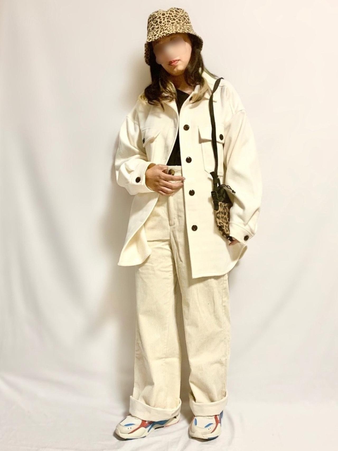 画像: 【GU】パンツ平均価格 ¥2,000〜¥3,000【GU】ジャケット平均価格 ¥3,000〜¥5,000【PUMA】スニーカー ¥14,300(税込)