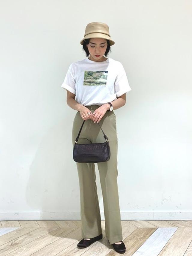 画像: 【SENSE OF PLACE by URBAN RESEARCH】エコレザーバケットハット ¥3,190(税込)