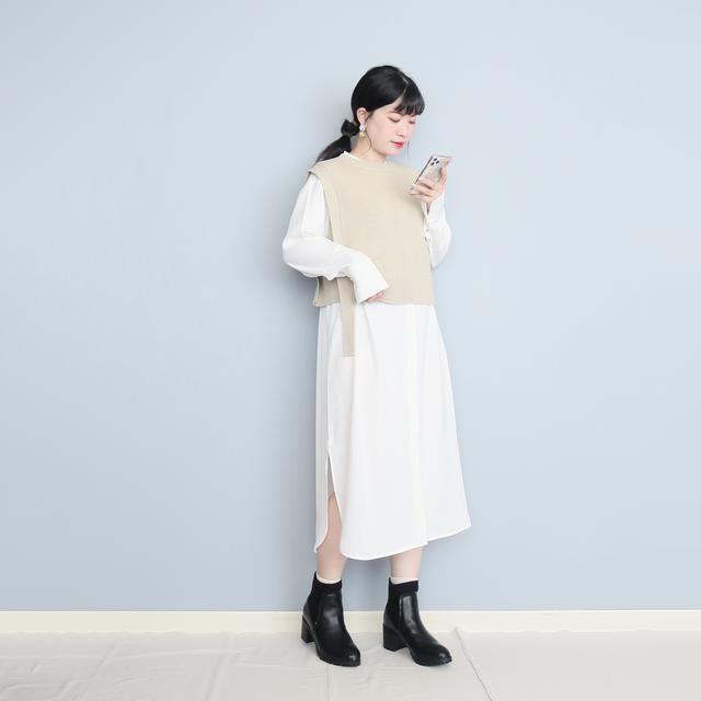 画像2: KBF+のシャツワンピース