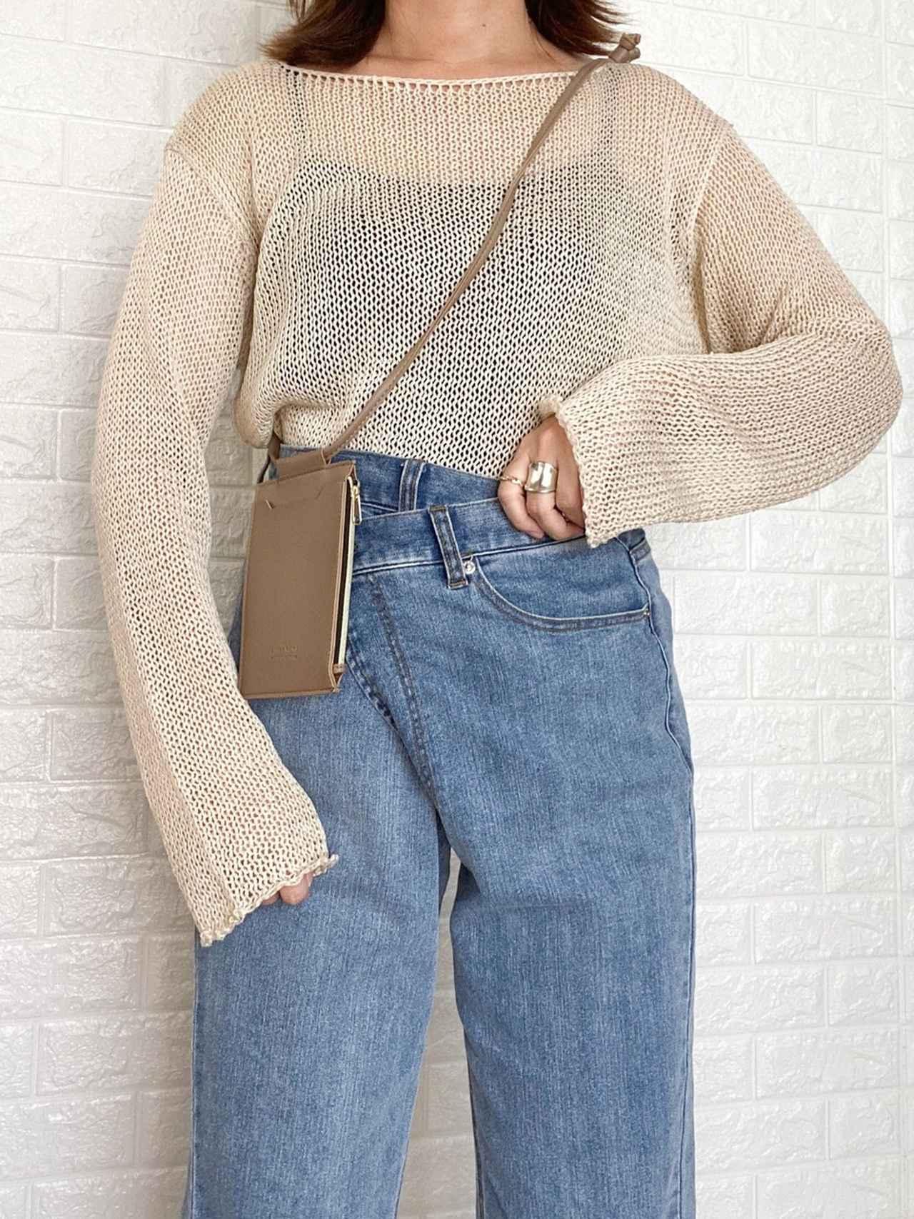 画像: 今超バズってる!【3coins】のバッグを使った高見えファッション4選