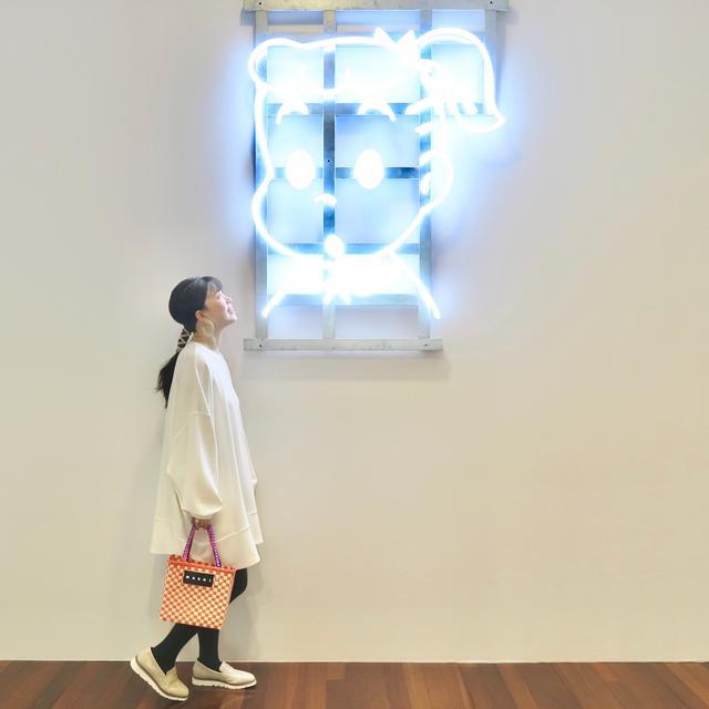 画像2: 美術館コーデ