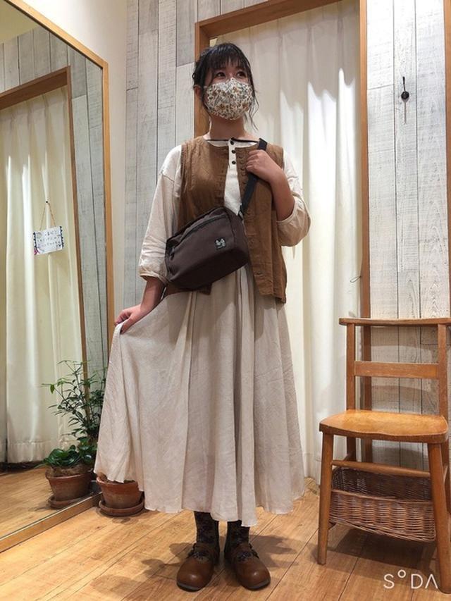 画像: 【Samansa Mos2】スカート6589円(税込)