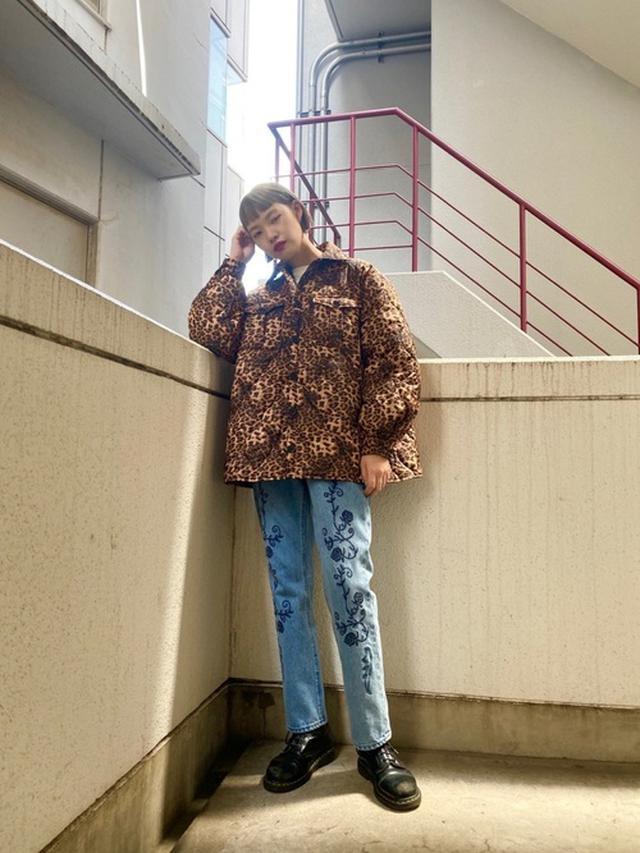 画像: 【jouetie】キルティングオーバージャケット9900円