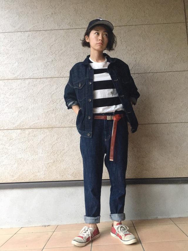 画像: 【niko and...】GジャンXXL10OZジャケット7590円