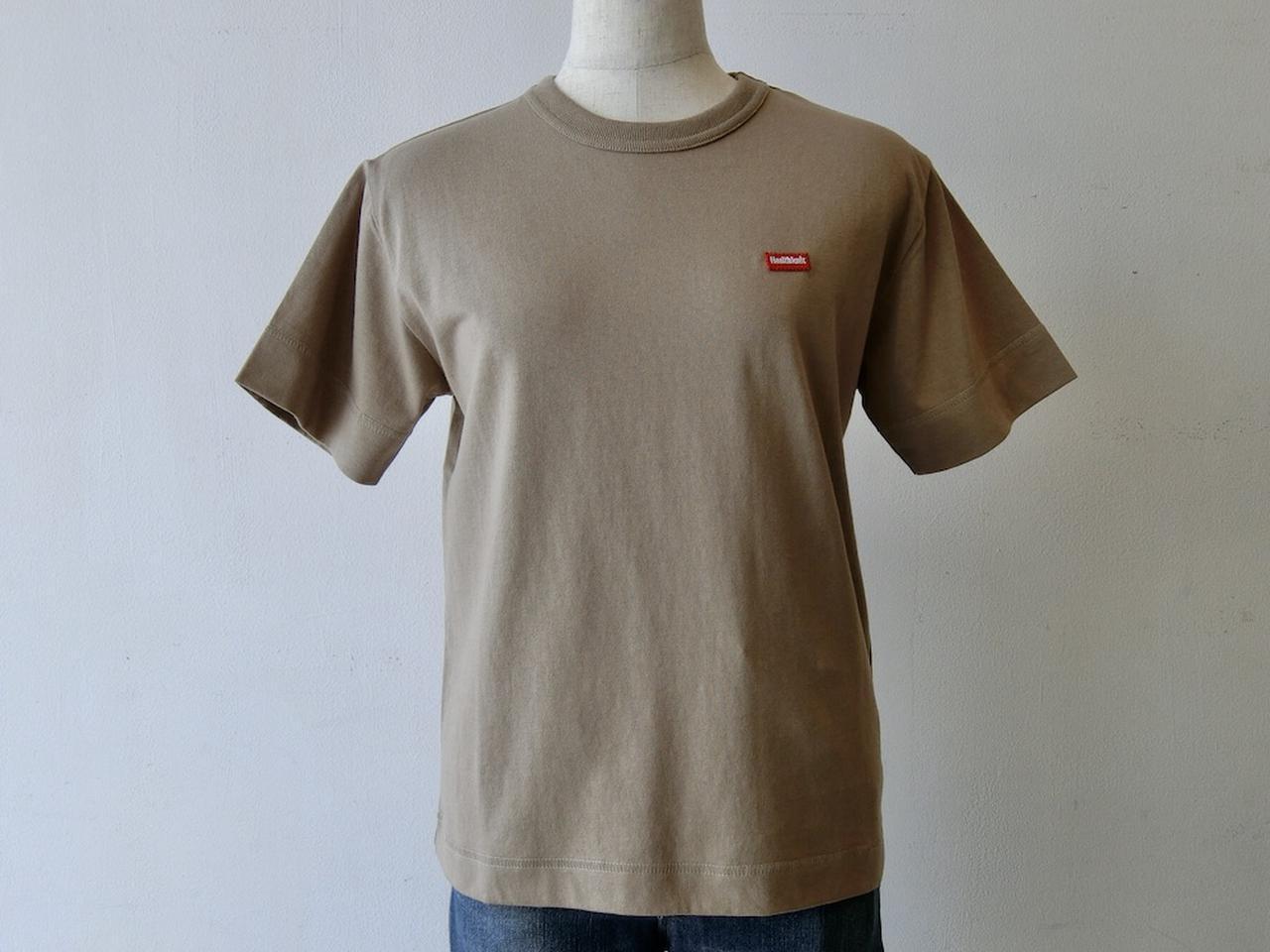 画像: ファンクショナル ファブリック ジャージー クルーネック 半袖Tシャツ3800円(税抜)※2021年3月中旬発売