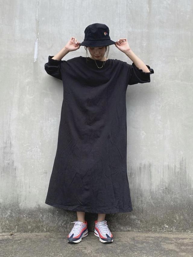画像: 【niko and...】袖タックカットワンピース5060円