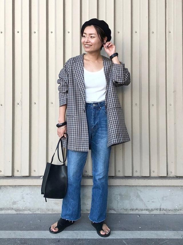 画像: 【niko and...】テーラードジャケット ¥7,590(税込) 出典:WEAR