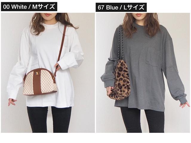 画像2: 【ユニクロ】今買わなきゃ損!?女子にも大人気のメンズ「クルーネックT」が限定価格に♡2色GET!