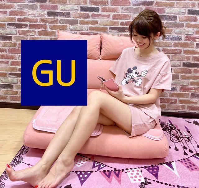 画像: 【GU】可愛過ぎて即完売必至!「新作パジャマ3選」PART1 - senken trend news-最新ファッションニュース