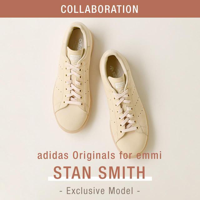 画像: STAN SMITH emmi/¥13,000(税抜き)