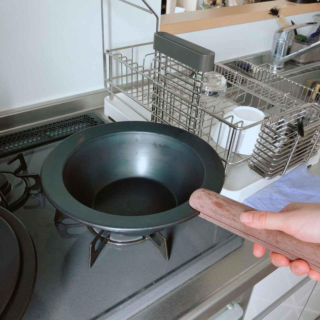 画像2: 洗い物が減るお皿フライパン!おしゃれ評価が高いウワサの鉄フライパン「JIU」を使ってみた