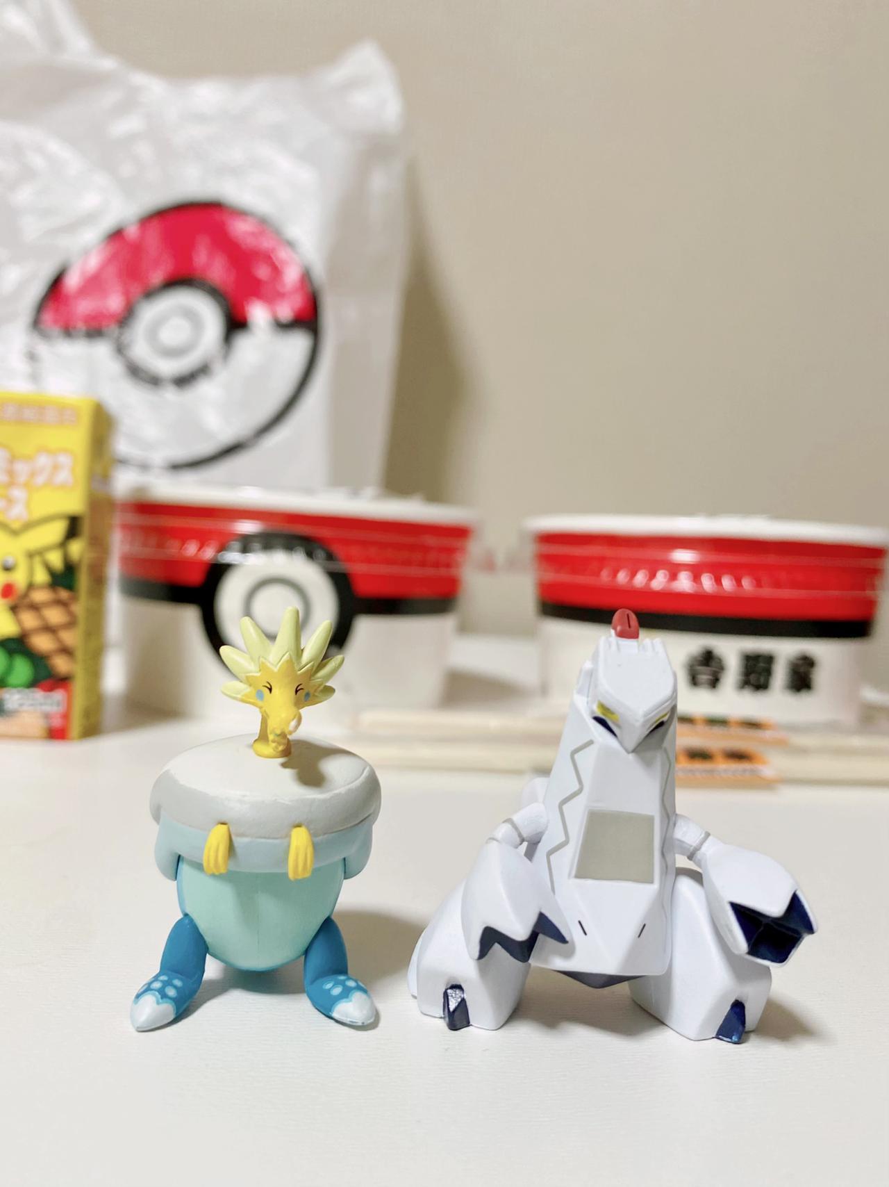 画像3: 吉野家でポケモンゲットだぜ!大人気の「ポケ盛り」テイクアウト♡