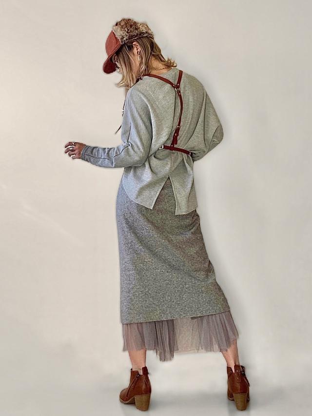 画像: 【LAVEANGE】スカート ¥4,620(税込) 出典:WEAR