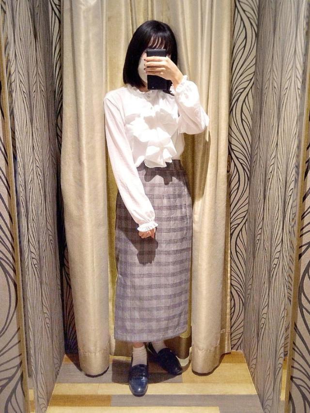 画像: 【Green Parks】スカート ¥4,389(税込) 出典:WEAR