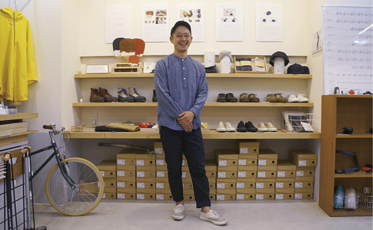 画像5: 日本を代表するスニーカーブランドの思いを知る場