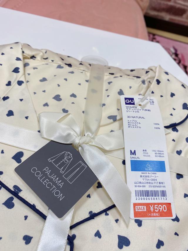 画像2: 【GU】ホントに590円で良いんですか?!こんな可愛いパジャマ・・・♡