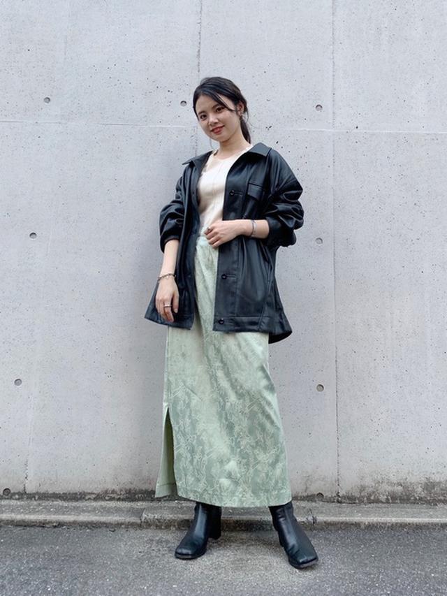 画像: 今日のPICKUPコーデ【10月13日】in東京