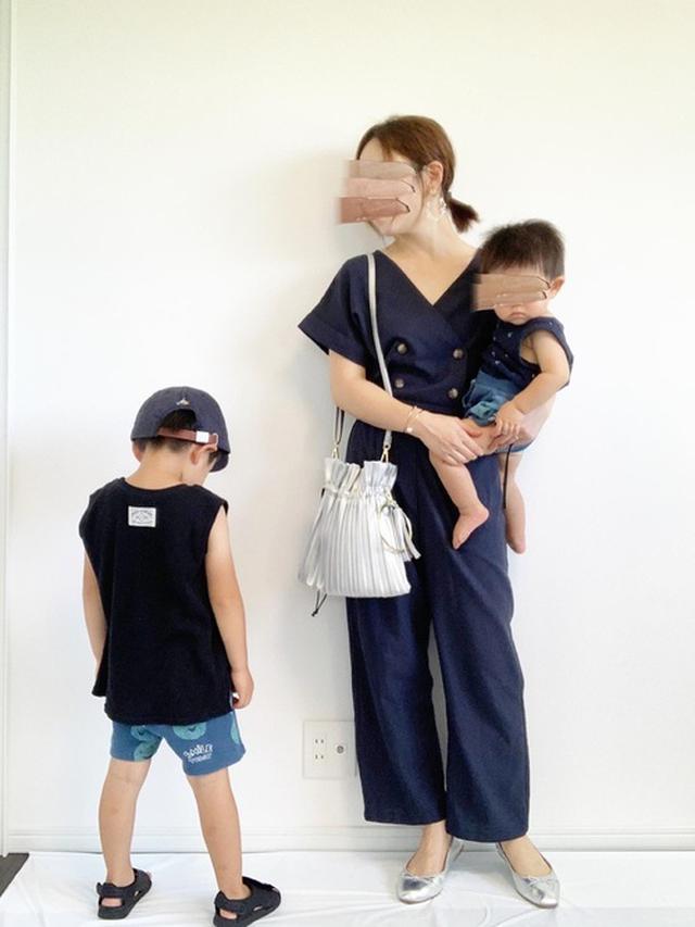 画像: 【GU】オールインワン平均価格¥3,000~【ヒラキ】バレエシューズ¥499(税込) wear.jp