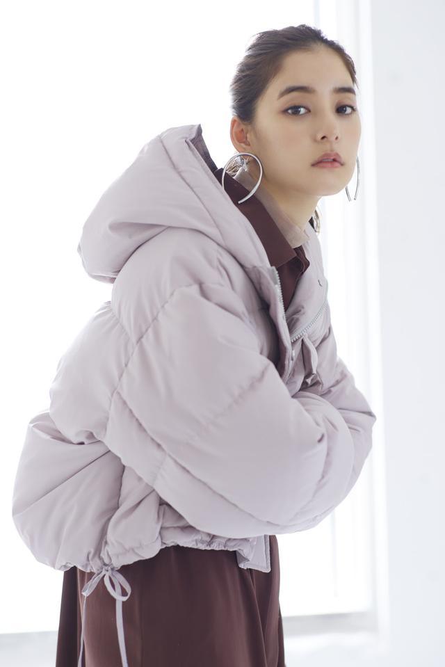 画像4: 女優・新木優子【SNIDEL(スナイデル)】秋の新作コレクションのモデルで登場!
