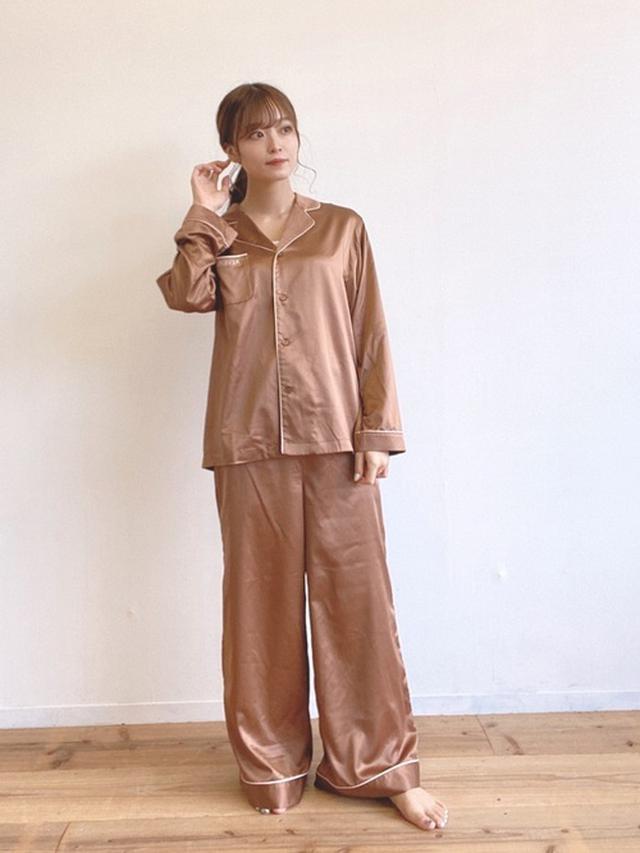画像: 【REVEYU】ルームウェア¥7,699(税込) wear.jp