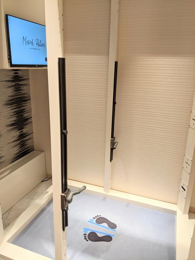 画像1: 無料!新宿伊勢丹の計測&アテンドサービス